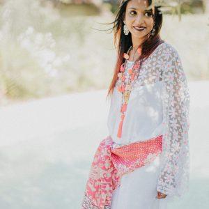 Marie K robe etole bijoux