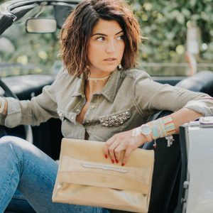 Marie K sac chemise bijoux