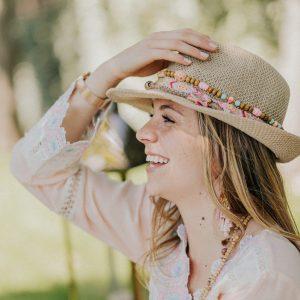 Marie K chapeau