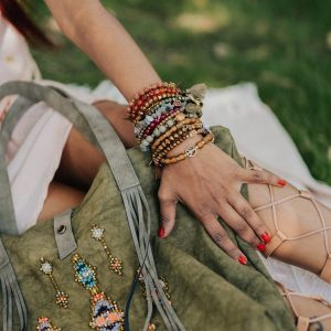 Marie K sac bracelet
