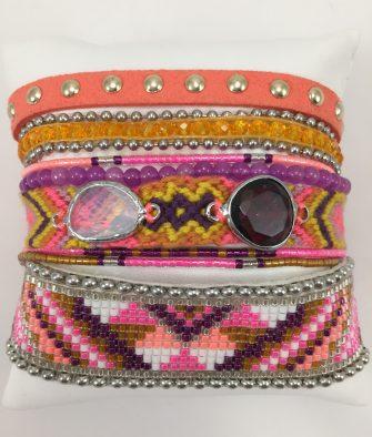 Bijoux Fantaisies Bracelet Hipanema Capucine