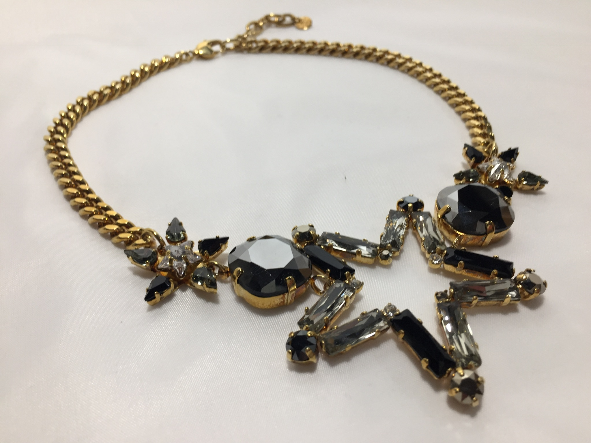 Bijoux fantaisies reminiscence collier astre