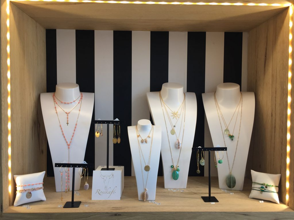 Bijoux argent Rosekafé