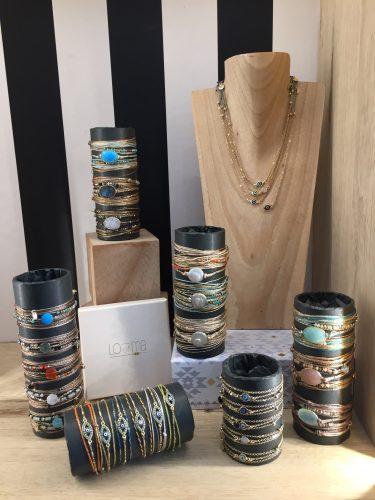 Bijoux Fantaisies Colliers et Bracelets Lo et Ma
