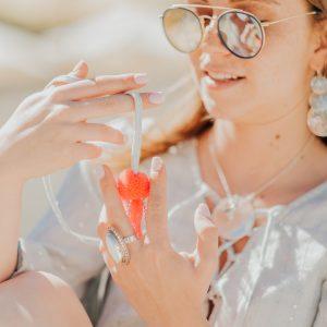 Marie K Bracelet Collier Boucles d oreilles Gas Bijoux Bague Close to Zen