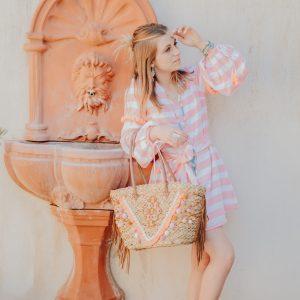 Marie K Collier Bracelet Reminiscence Robe Sundress Panier Amenapih