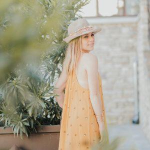 Marie K Robe Sundress Chapeau Hypnochic