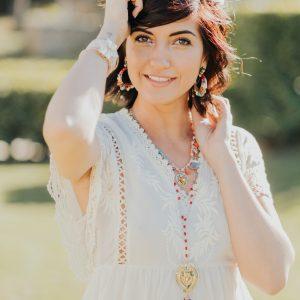 Marie K Collier Boucles d oreilles Reminiscence Bracelet Hipanema