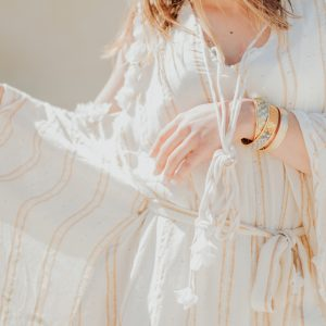 Marie K Robe Sundress Bracelet Opale