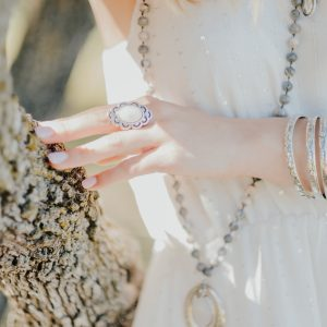 Marie K Collier Bracelet Bague Blow