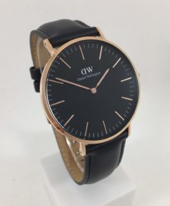 Montre Daniel Wellington Classic Black Sheffield