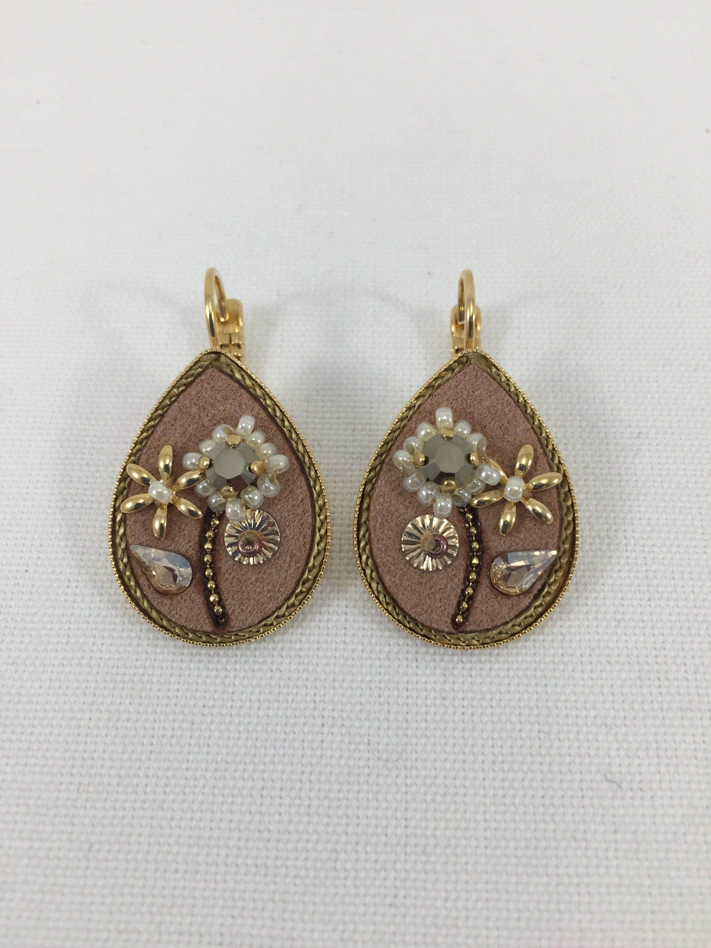 dec0ddc08d688b Boucles d oreilles Satellite Rita 1   Marie K boutique de bijoux ...