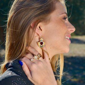 Marie K Boucles d'oreilles et Bagues Hipanema