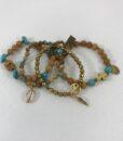 Bijoux Fantaisies Bracelet T'as Vu La Vierge Multi