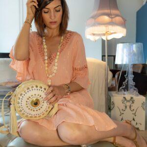 Marie K robe Amenapih, sac Piti Cuiti