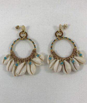 Bijoux Fantaisies Boucles d'Oreilles Melz Loïs 3