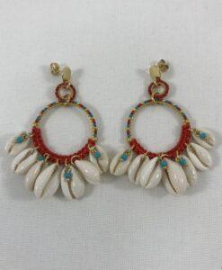 Bijoux Fantaisies Boucles d'Oreilles Melz Loïs 5