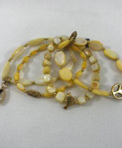 Bijoux Fantaisies Bracelet T'as Vu La Vierge Lemon