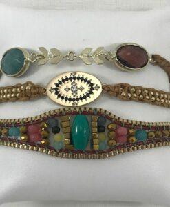Bijoux Fantaisies Bracelet Hipanema Zelia link