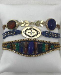 Bijoux Fantaisies Bracelet Hipanema Kimmy link