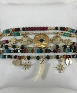 Bijoux Fantaisies Bracelet Hipanema Extase Multi