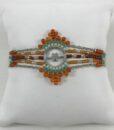 Bijoux Fantaisies Bracelet Hipanema Inuit Ocre