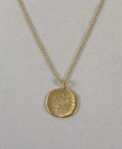 Bijoux Fantaisies Collier Louise Hendricks Gold Hours