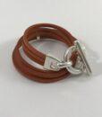 Bijoux Fantaisies Bracelet Secret de Cuir Stephanie 3