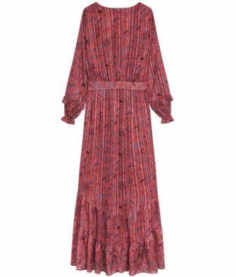 Prêt-à-porter Robe Amenapih Oxalia Rust