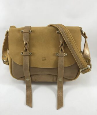 Accessoires Sac Mila Louise Oless Moutarde