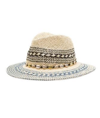 Accessoires Chapeau Wild Paulo Blue