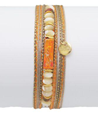 Bijoux Fantaisies Bracelet Lo et Ma Kirikou 5