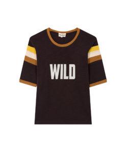 Prêt à porter Tee-shirt Wild Filoo Black