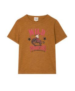 Prêt à porter Tee-shirt Wild Horsy Brown
