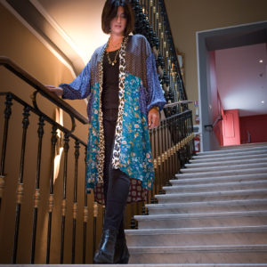 Marie K Collier By Garance Kimono Fleur de pirate