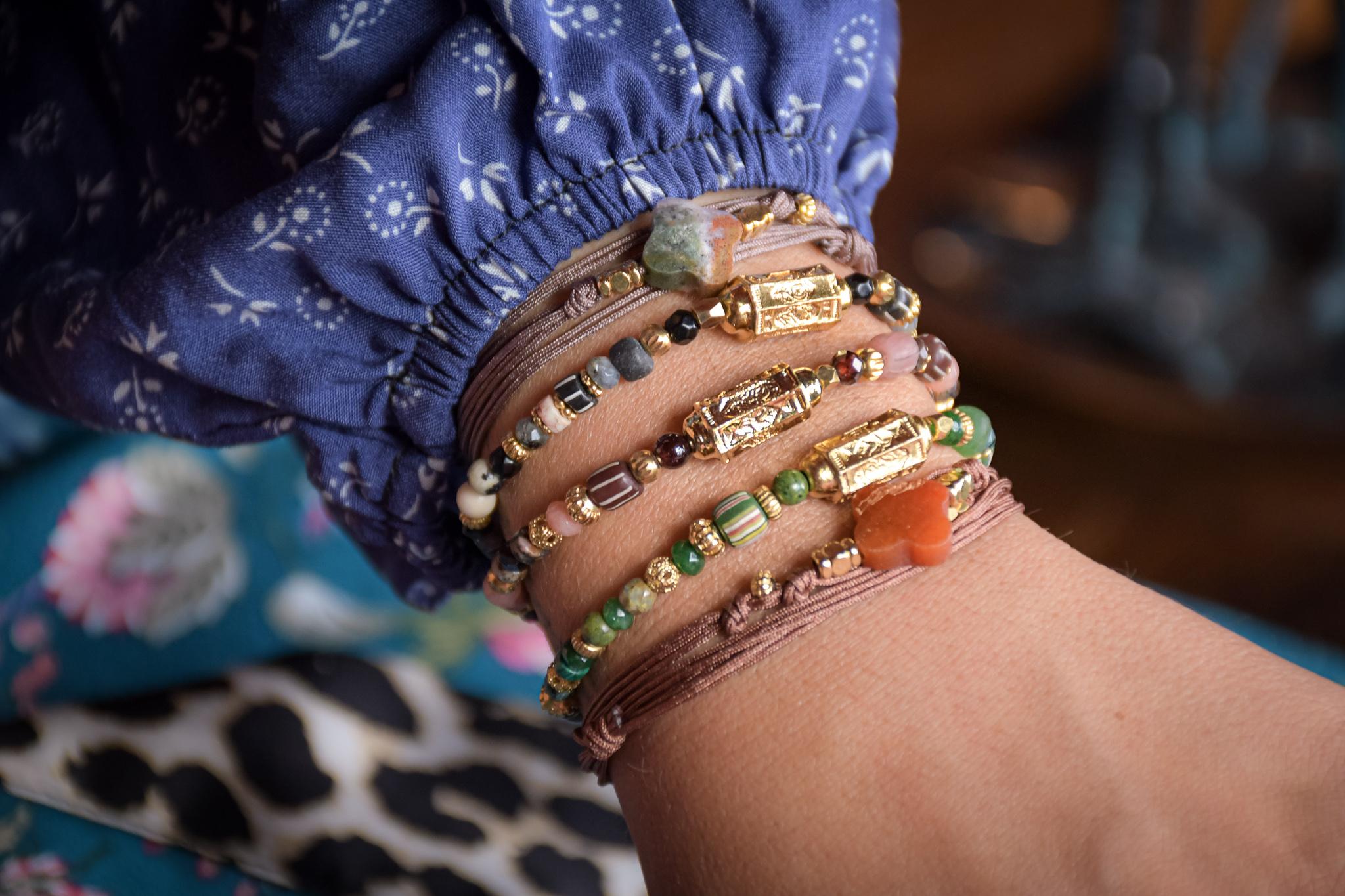 Marie K Bracelets By Garance