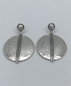 Bijoux Fantaisies Boucles d'oreilles Blow Lune