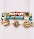 Bijoux Fantaisies Bracelet Hipanema Robinson Multi