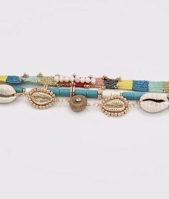 Bijoux Fantaisies Bracelet Hipanema Robinson Multi
