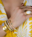 Bracelet Hipanema Manchette et bague L'Atelier des dames