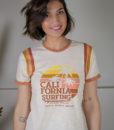 Prêt à porter Tee-shirt Wild Surfing Cream