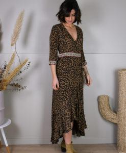 Prêt à porter Robe Stella Forest Lella Noire