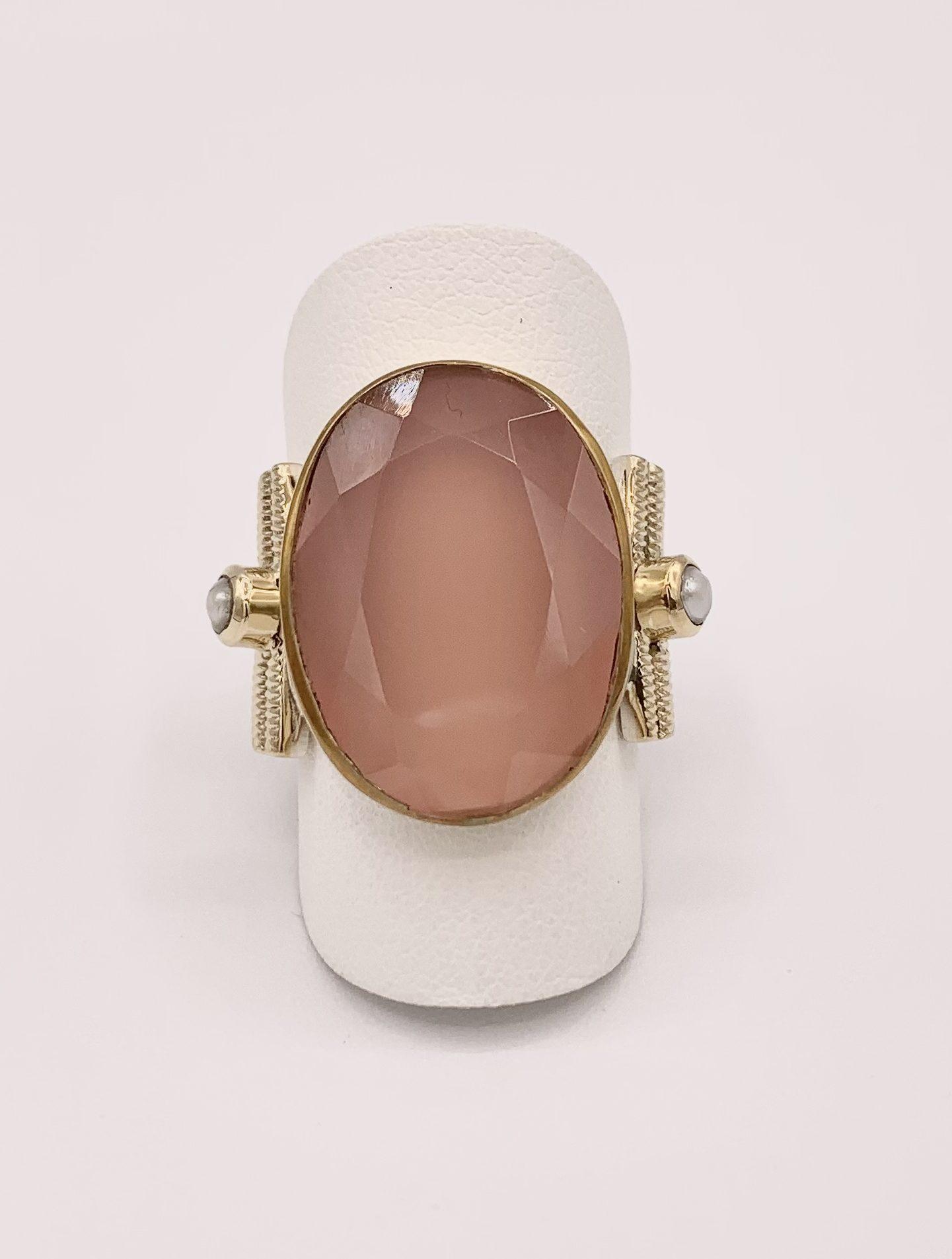 Bague Canyon Gabin 2 | Marie K boutique de bijoux en argent