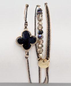 Bijoux Fantaisies Bracelet Lo et Ma Clover 2