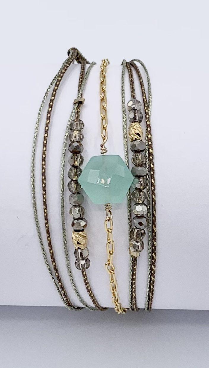 Sautoir Blow Goute | Marie K, boutique de bijoux fantaisies
