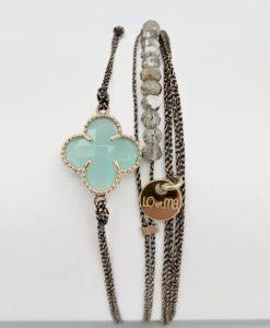 Bijoux Fantaisies Bracelet Lo et Ma Clover 3